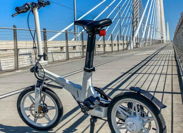 Swiss success with ultra-light foldable e-bike
