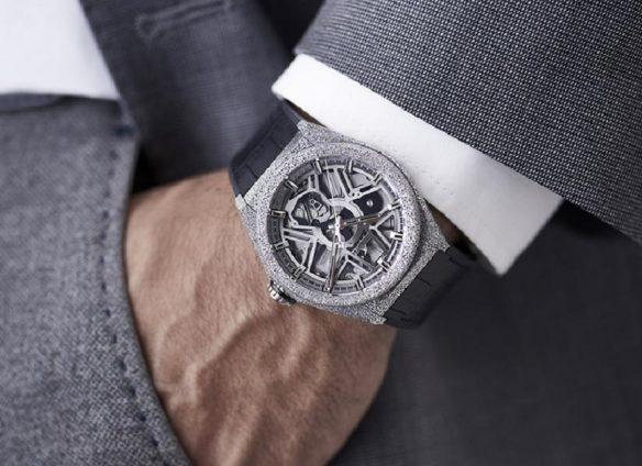 Manufacture Zenith revolutionizes mechanical watch