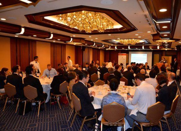 Luncheon: Hitachi Automotive needs winning spirit
