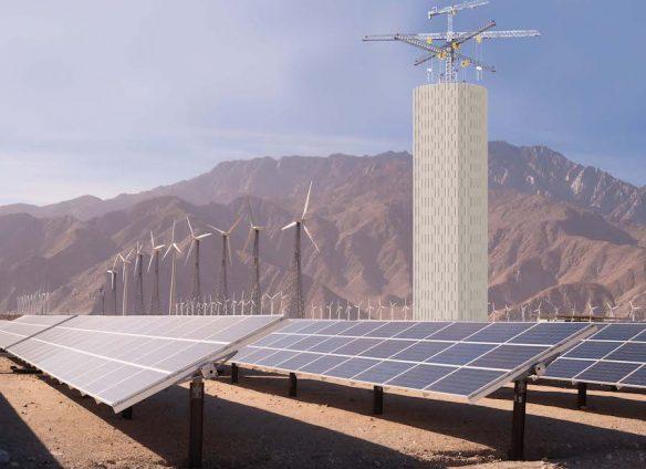Softbank capital for Swiss startup Energy Vault