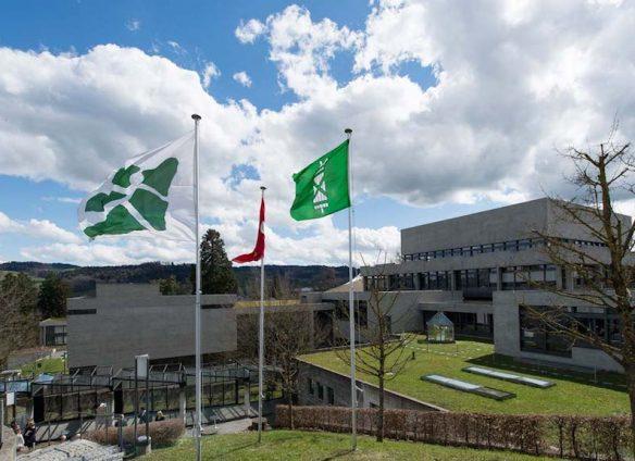 University of St. Gallen best management school, again