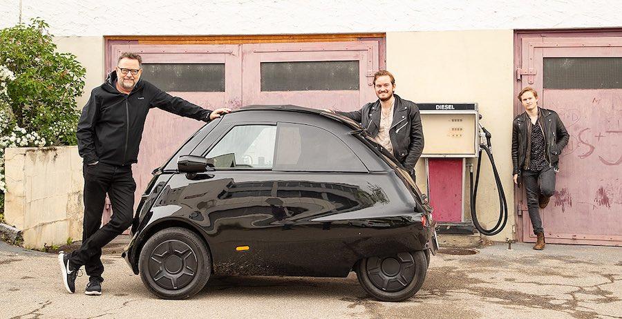 Keen interest in Japan in Swiss Mini-EV Microlino