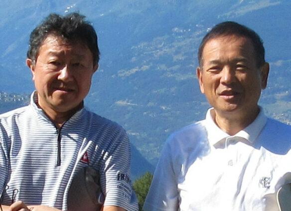 Meet the SCCIJ Members #15 – Akira Komatsu, Executive Officer, and Satoru Ikewada, CEO and Founder, Nihon Insight Technologies Corporation