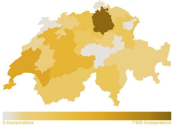 Switzerland experiences a start-up boom