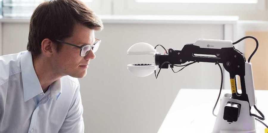 Switzerland has new ideas in robotics