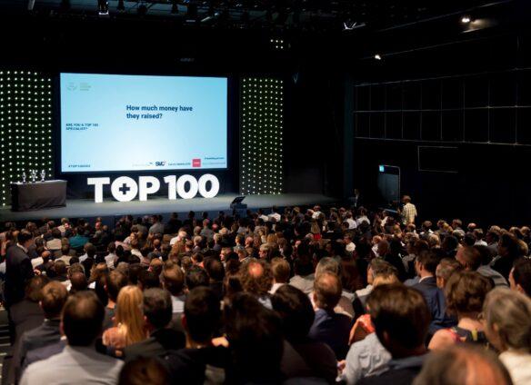Top 100 Swiss startups chosen