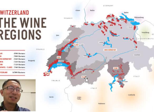 Webinar: A discovery tour of Swiss-made wine