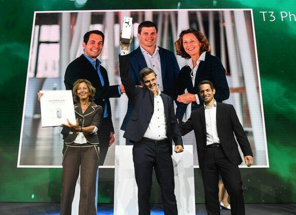 Swiss Economic Award for T3 Pharma