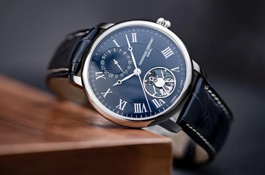 Swiss leap in precision timekeeping