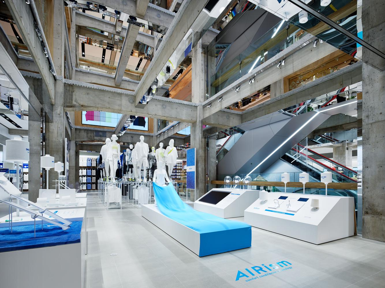 Swiss star architects create stunning Tokyo store