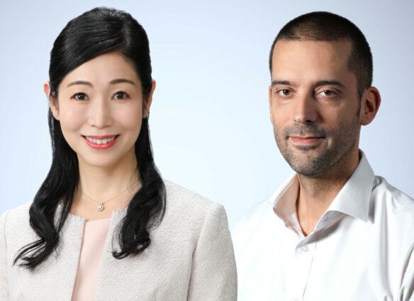 Meet the SCCIJ Members #14 – Rami Suzuki, CEO, and Eric Béguelin, Finance Director, Ferring Pharmaceuticals Japan