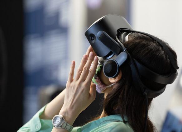 Swiss virtual space tour premieres in Tokyo