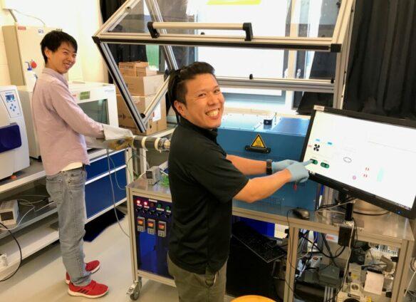 Swiss coatings start-up Coat-X enters Japan