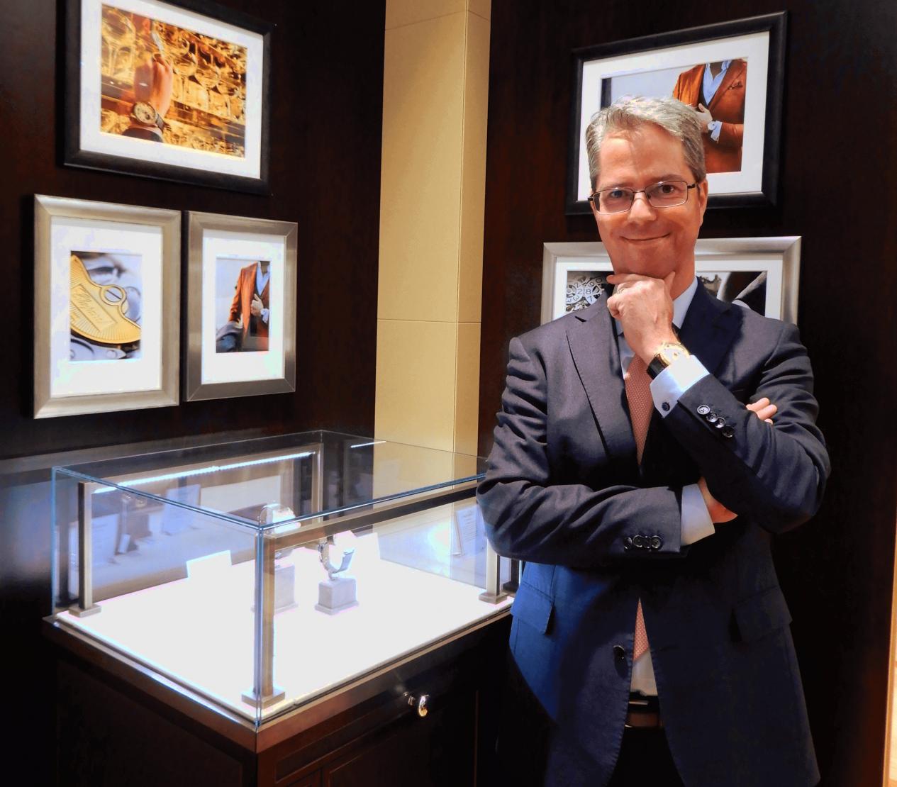 Meet the SCCIJ Members #2 – Thomas Doebeli, General Manager, Chopard Japan