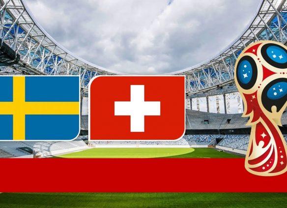 SCCJ & SCCIJ 2018 Football World Cup: Sweden vs. Switzerland
