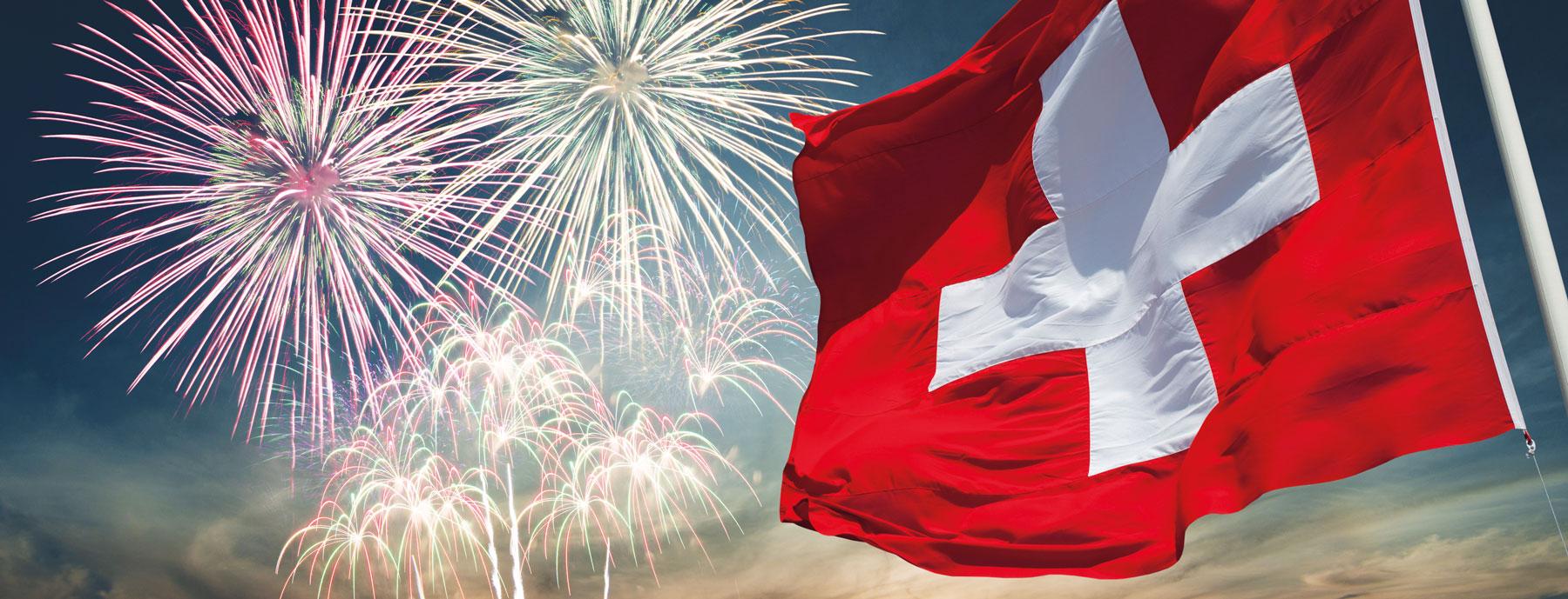 Swiss National Day Celebration 2020