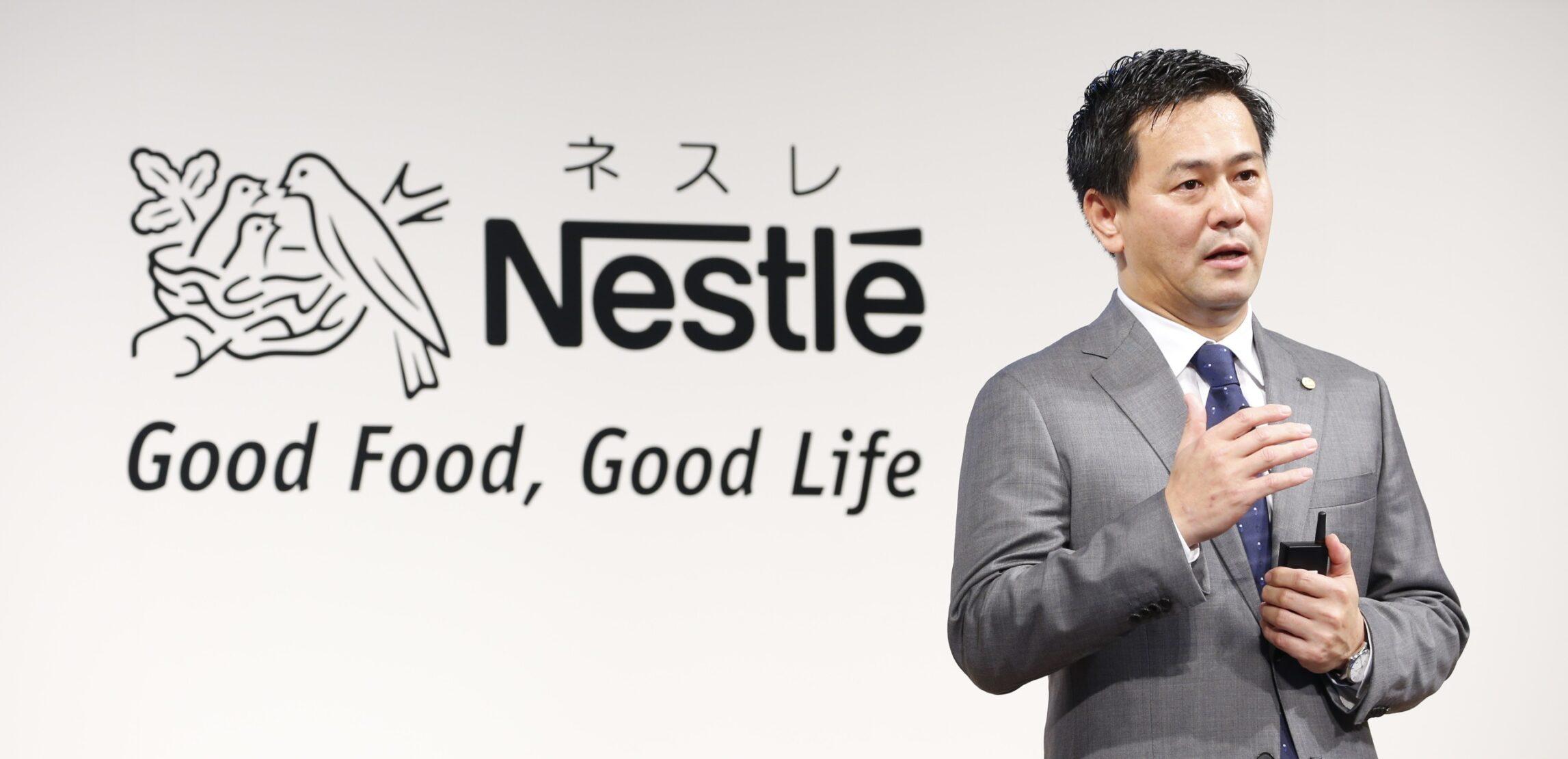 Meet the SCCIJ Members #5 – Tatsuhiko Fukatani, CEO, President and Representative Director, Nestlé Japan Ltd.