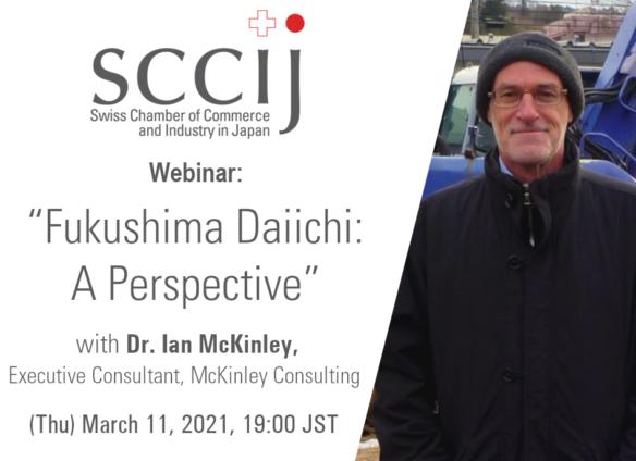 """Webinar: """"Fukushima Daiichi – A Perspective"""""""