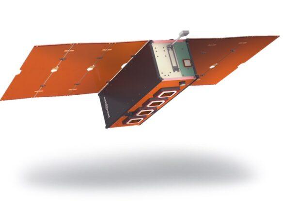 A nano-satellite network made in Switzerland