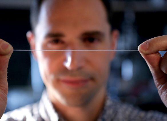 Swiss fiber set to revolutionize smart clothes