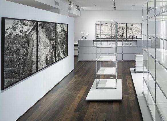 USM Japan exhibition of Swiss photographs