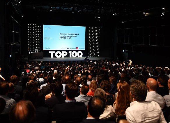 Switzerland chooses 100 most promising startups