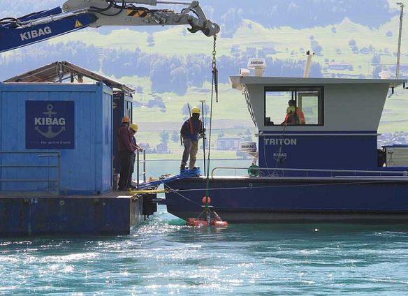 Switzerland also conducts tsunami research