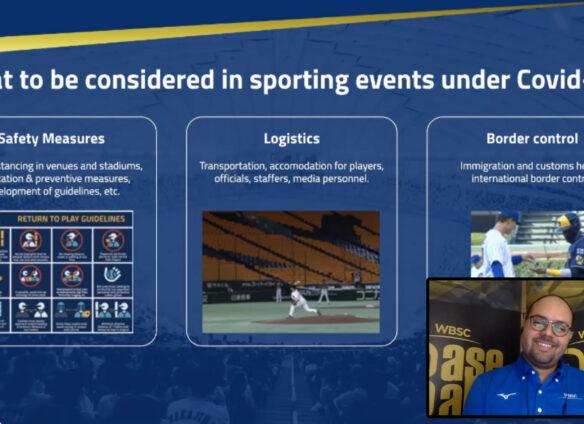 Webinar: How baseball adapts to Covid-19